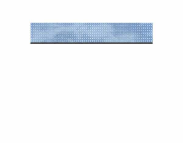 Einzelprofil SYSTEM Glas THETA hoch