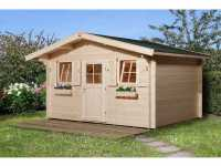 Gartenhaus 138 Gr. 1 45 mm naturbelassen