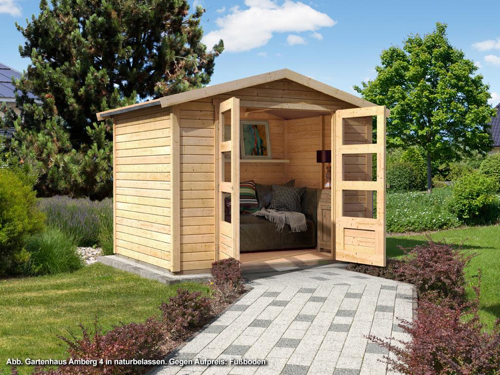 satteldach gartenhaus online kaufen holzprofi24. Black Bedroom Furniture Sets. Home Design Ideas
