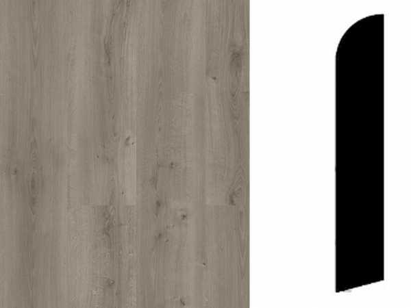 Sockelleiste Rustic Oak Dark Grey Dekor