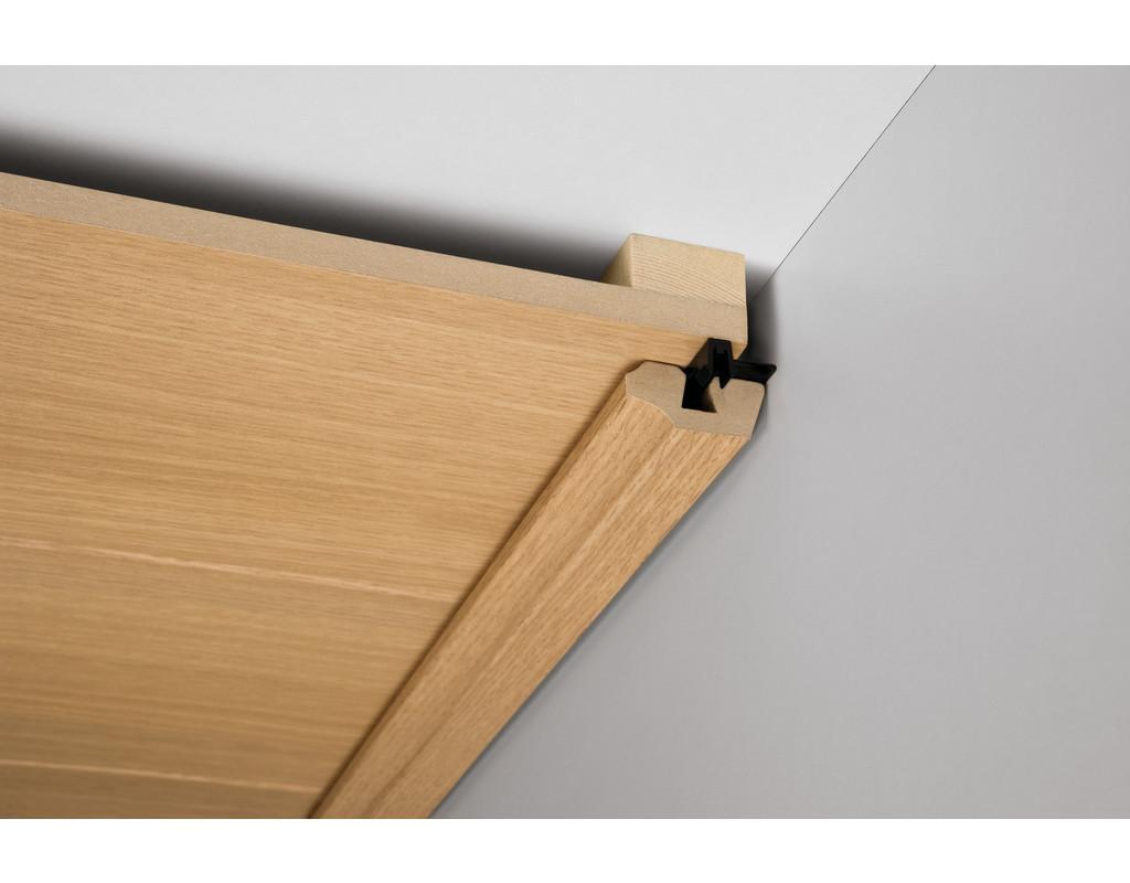 wand und deckenleiste eiche natur 631 echtholzfurnier me1568. Black Bedroom Furniture Sets. Home Design Ideas