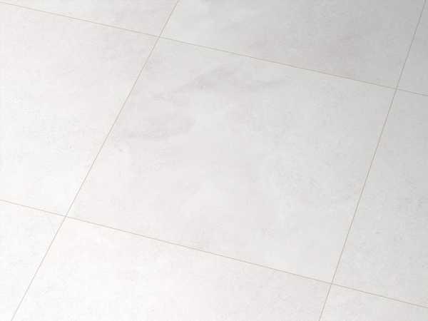 Laminat Fliese Weiß Quadro Porcelato Chiaro Supermatt Q1002