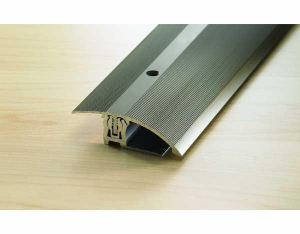 Anpassungsprofil PROVARIO Aluminium eloxiert Bronze