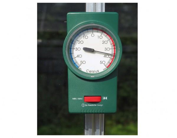 Gewächshaus Zubehör Min-Max-Thermometer