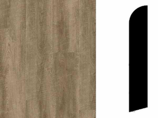 Sockelleiste Antik Oak Brown Dekor